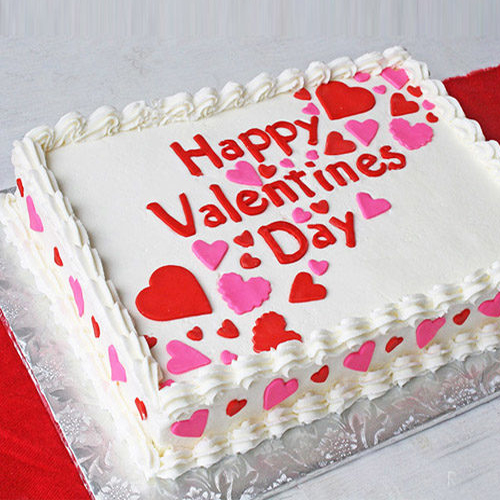 valentine day cakes to solapur