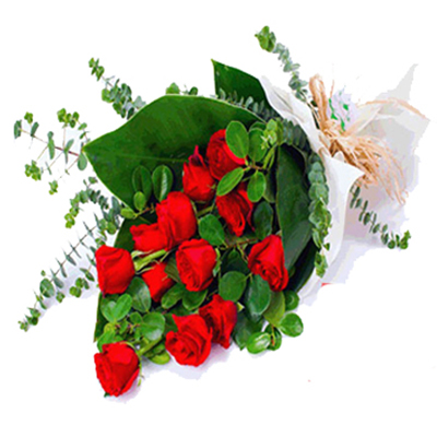 send Bunch of 20 classic Red Roses to solapur