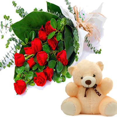 send Beary Love for my Valentine to solapur