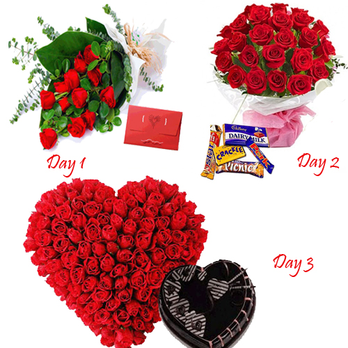 send valentine's gift hampers to solapur on sameday